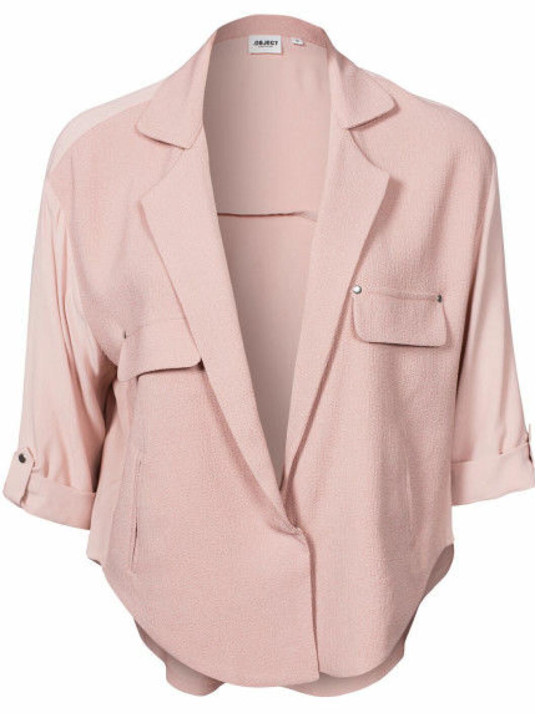 rosa skjorta