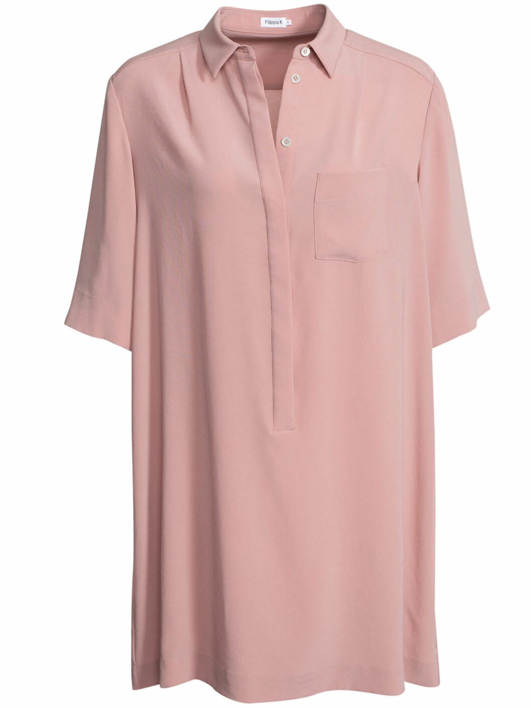 rosa skjortklanning
