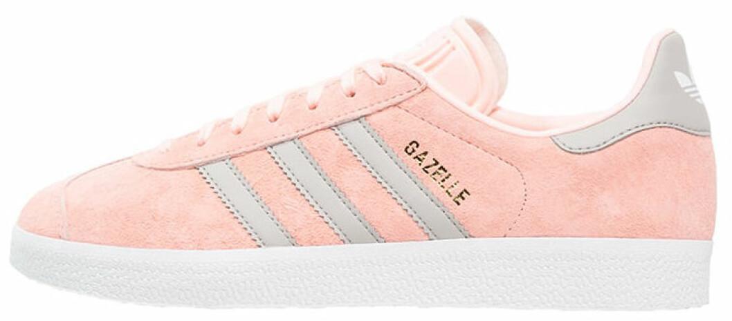 rosa sneakers adidas