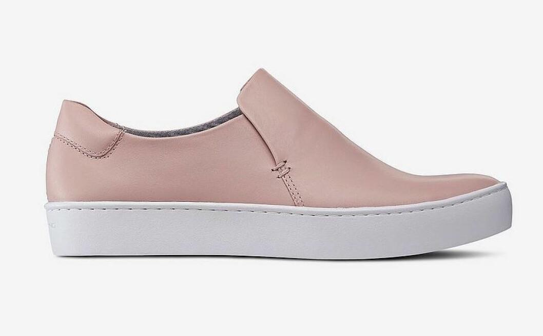 Rosa sneakers för dam till våren 2019