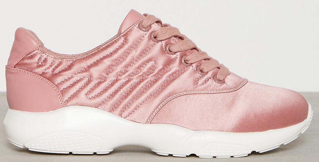rosa sneakers satin