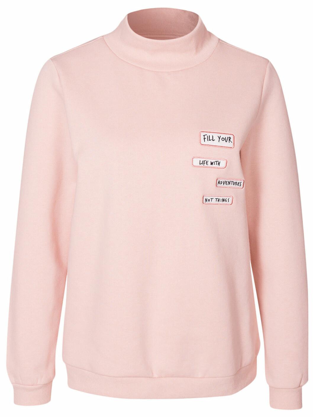rosa sweatshirt 2017