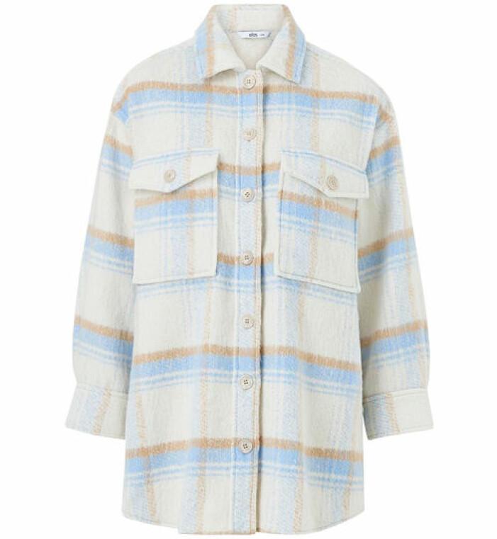 rutig skjortjacka vår 2021