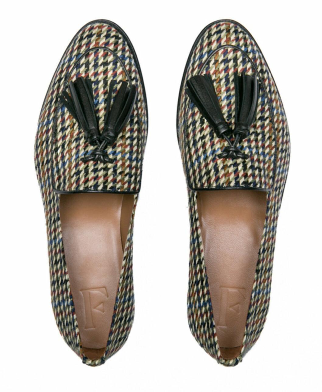 Rutiga loafers