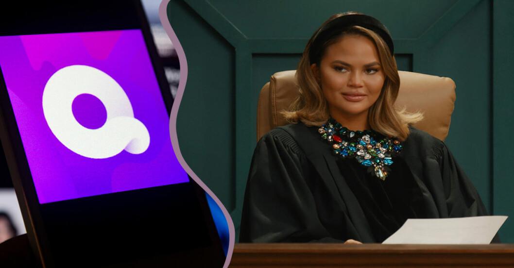 Chrissy's Court – en av många serier på nya streamingtjänsten Quibi