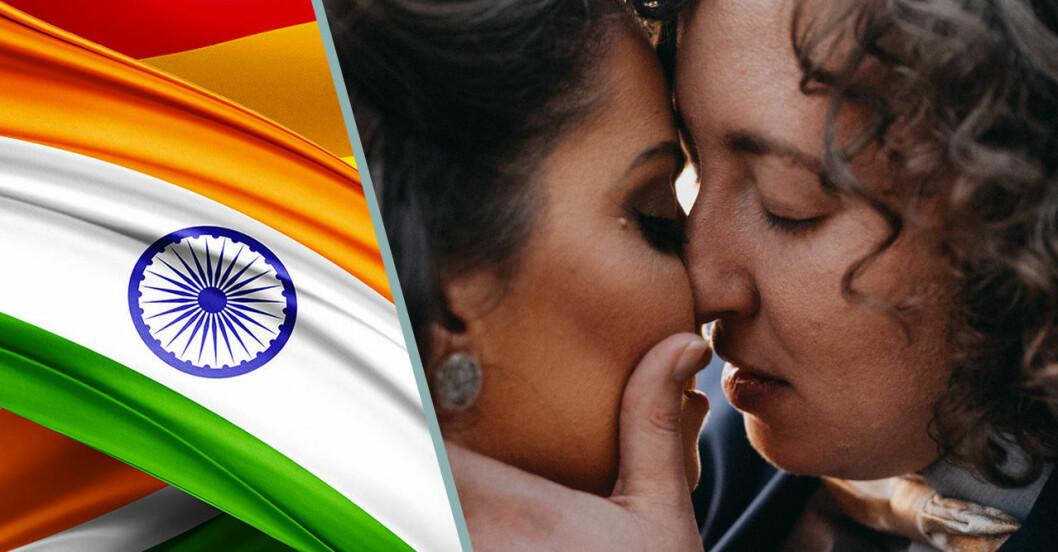 Nu har Indien avkriminaliserat samkönat sex