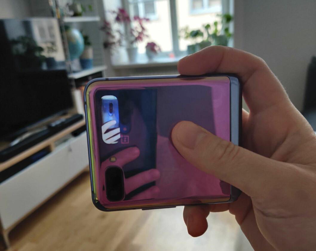 Samsung Galaxy Z Flip – förhandsgranska bilder