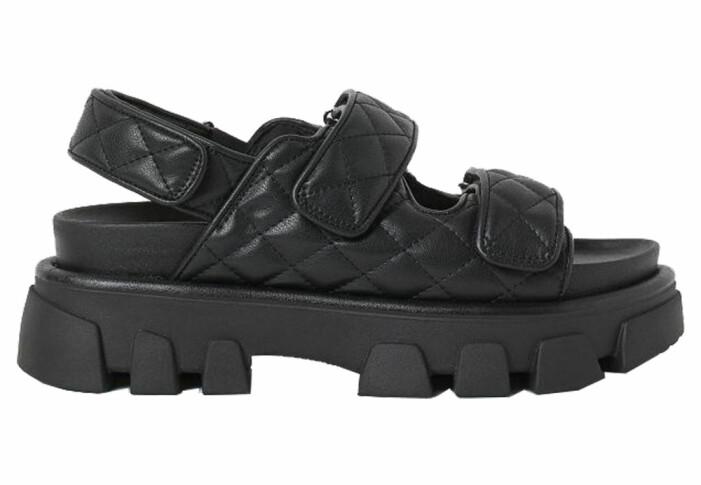 chunky sandaler