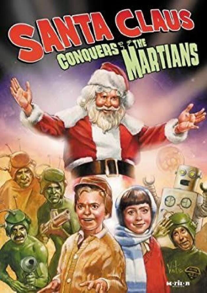 Jultomten fixar allt - julfilm
