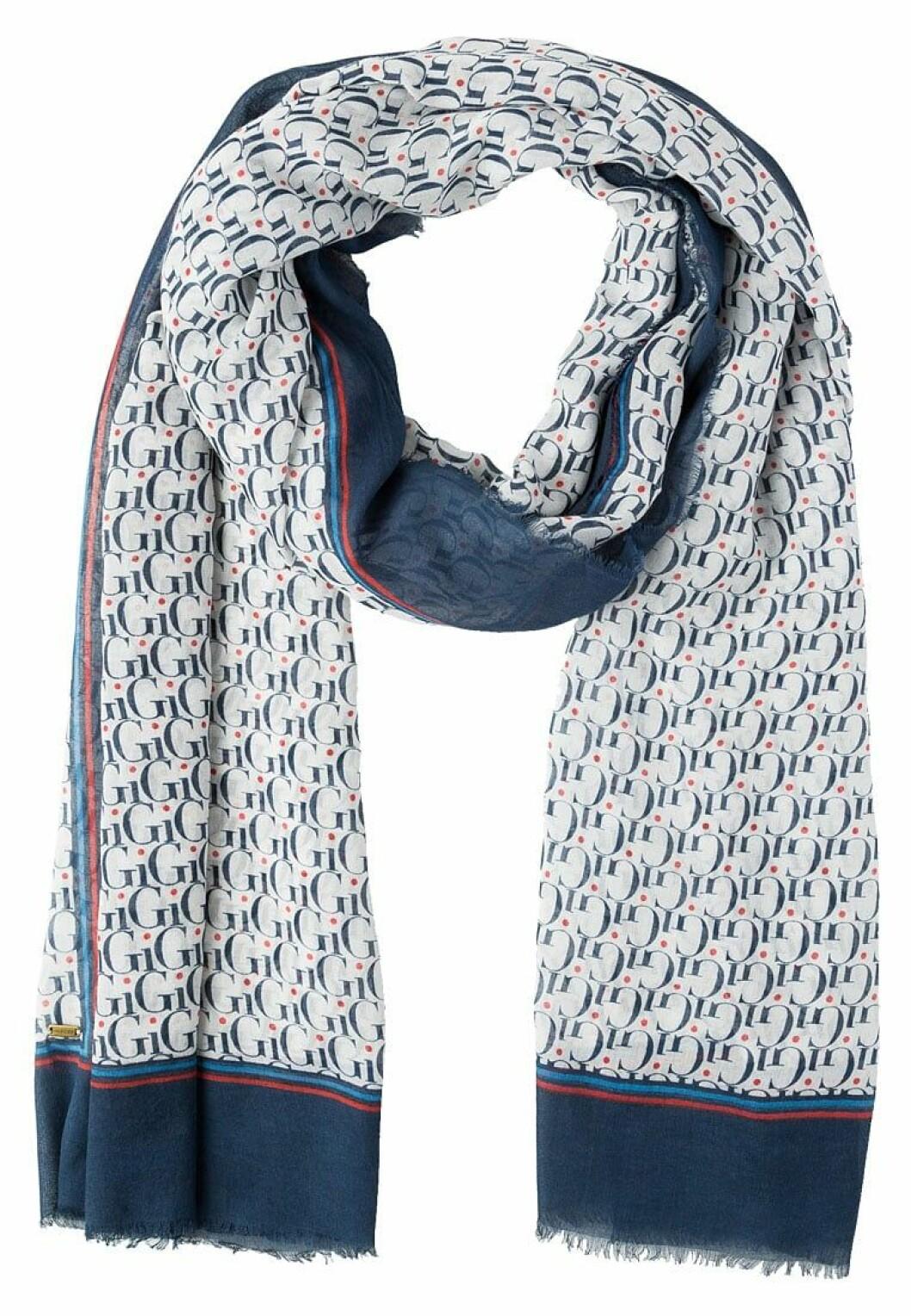 scarf gigi hadid tommy hilfiger