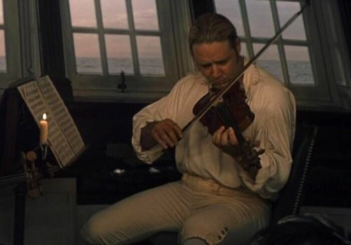 Russell Crowe i Master and commander