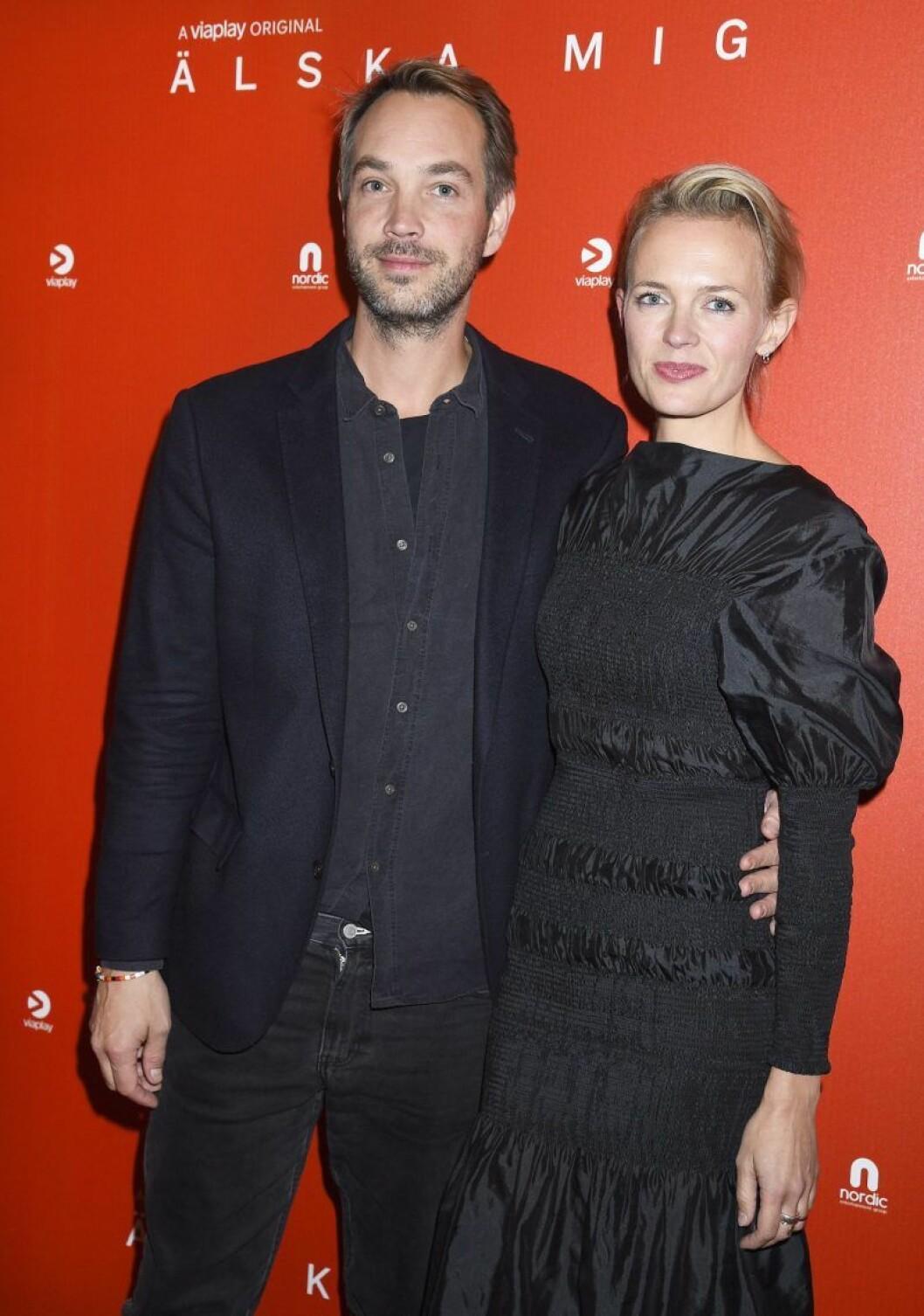 Josephine med maken Erik Zetterberg.