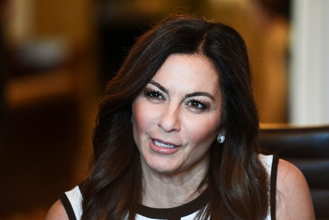 Elisabeth Massi Fritz har riktat kritik mot SVT-dokumentären Persona non grata