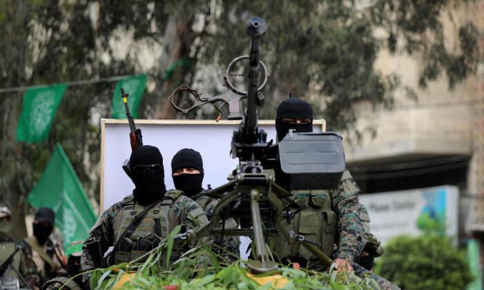 medlemmar ur Hamas
