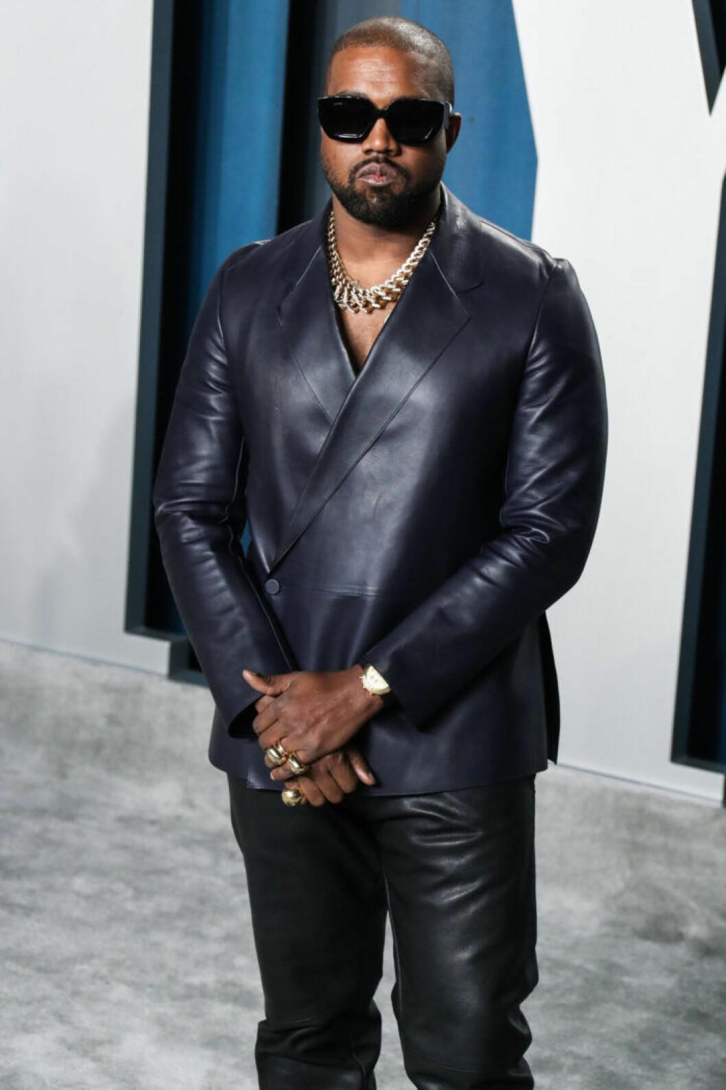 Kanye West har bipolär sjukdom.