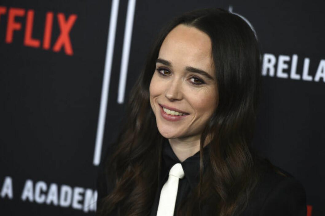 Ellen Page.