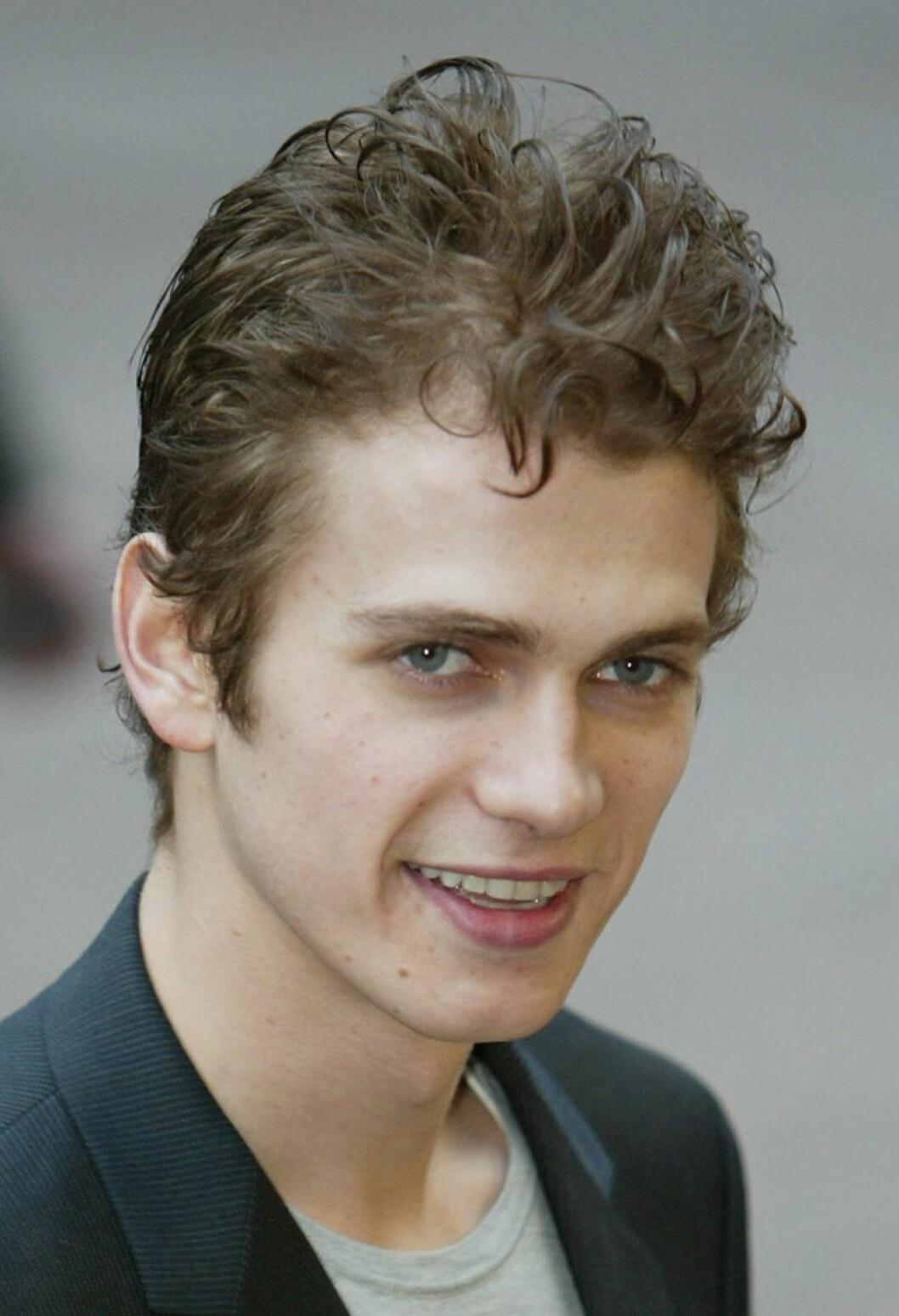 Hayden Christiansen.