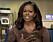 Michelle Obama talar på Democratic National convent