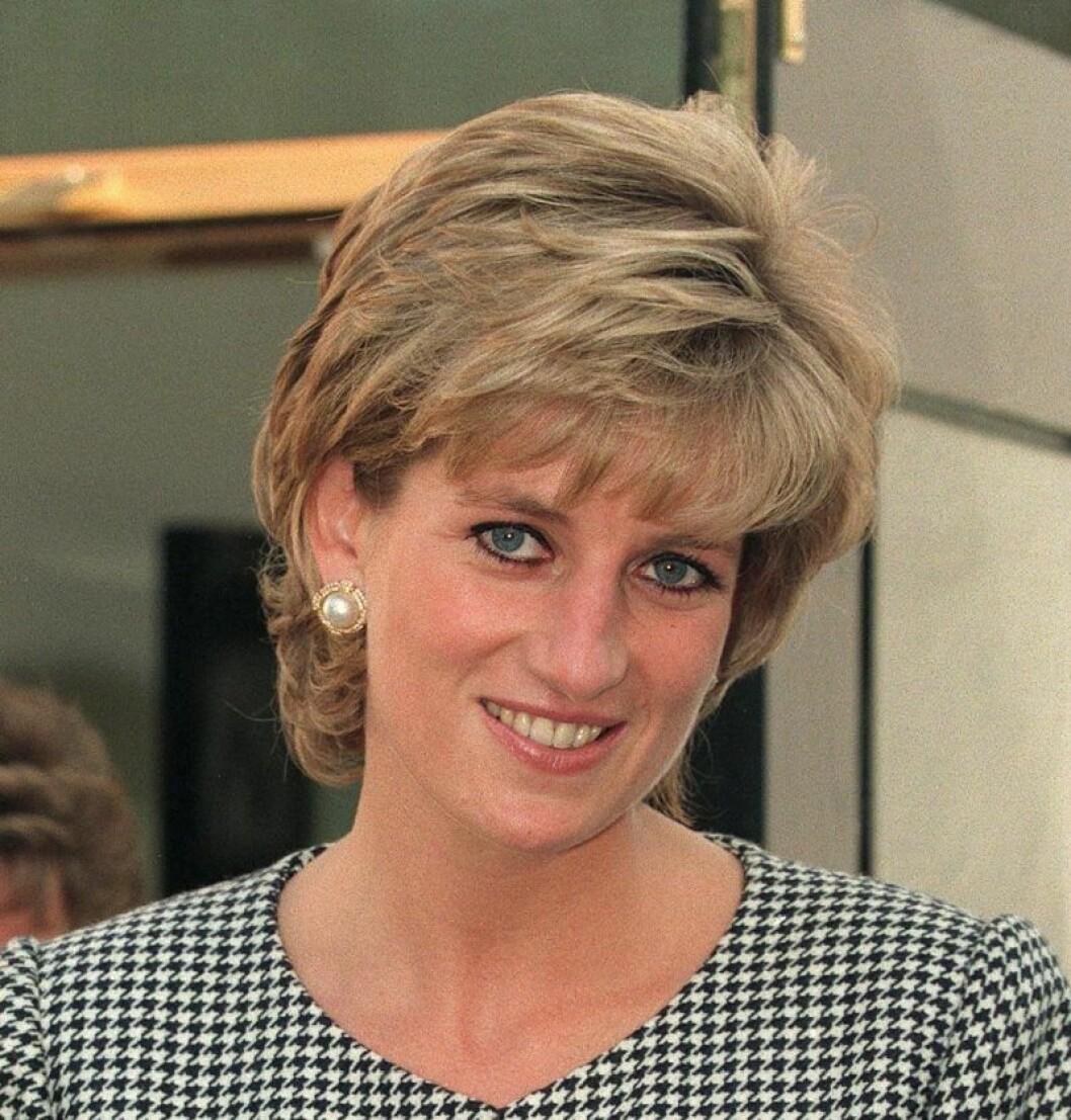 Prinsessan Diana av Wales.