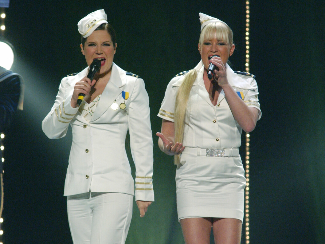 Nina och Kim