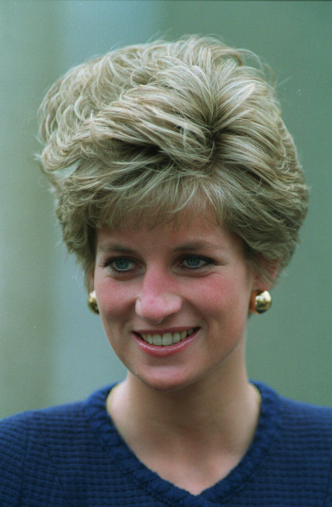Prinsessan Diana 1993.
