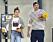 Mila Kunis och Ashton Kutcher.