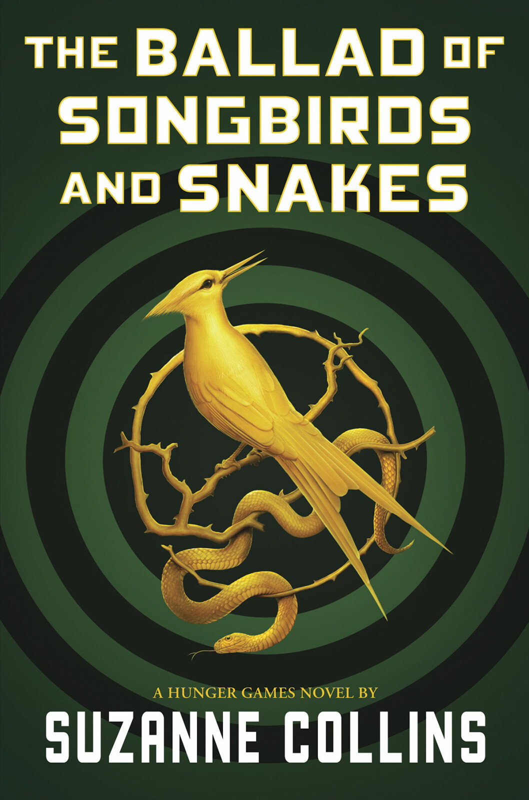 The Ballad of songbirds and snakes.