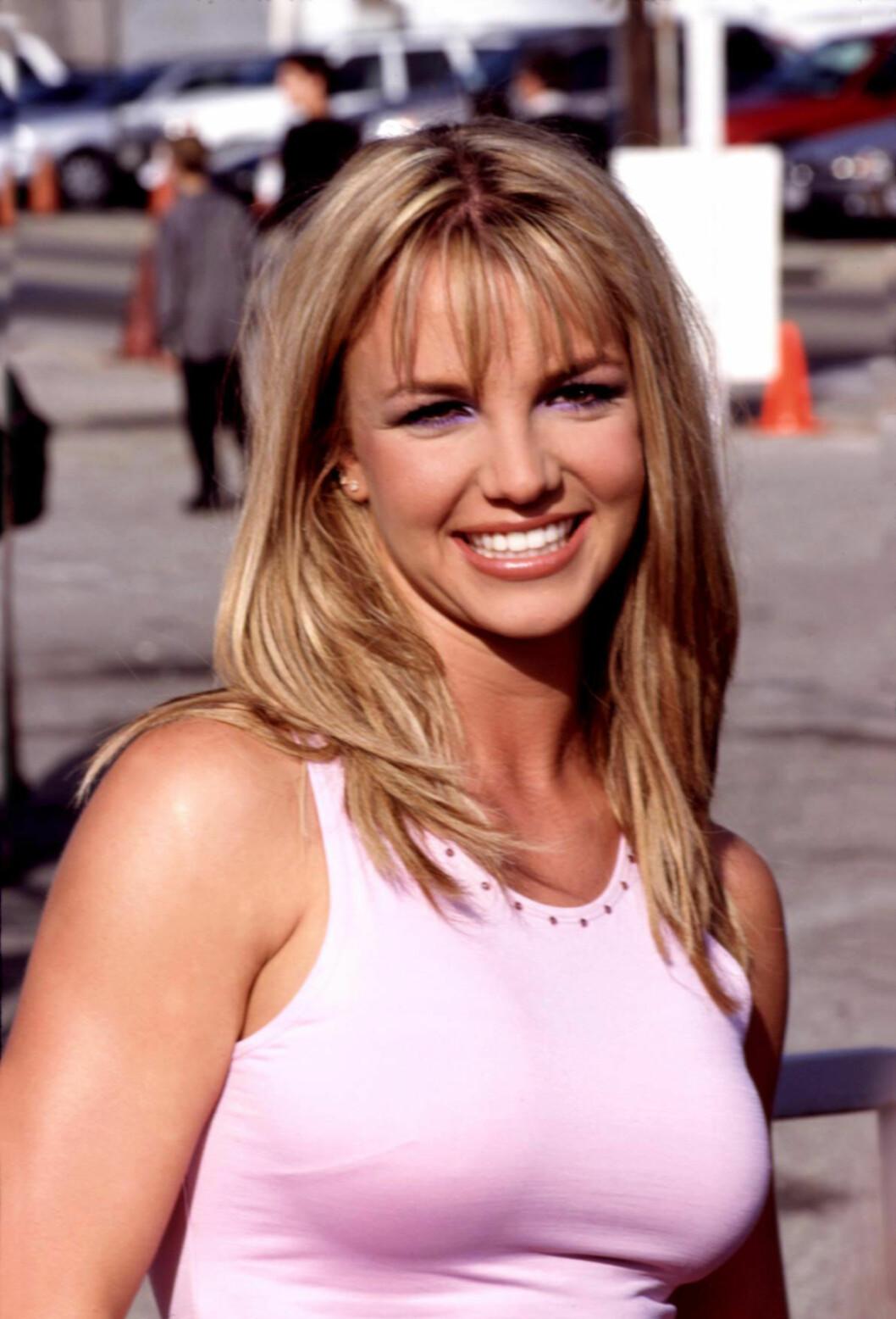 Britney Spears 1999.