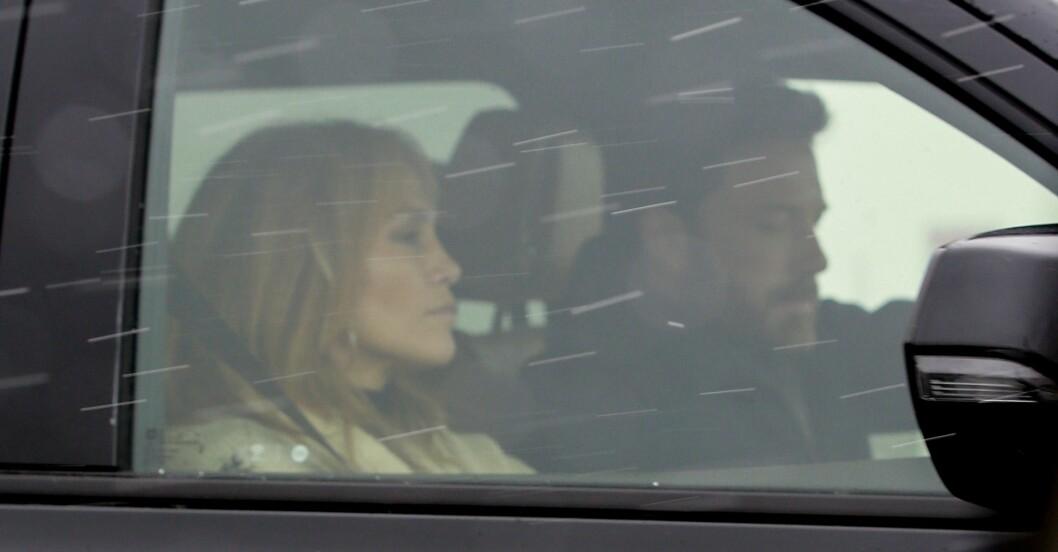 Nya bilden på Jennifer Lopez och Ben Affleck