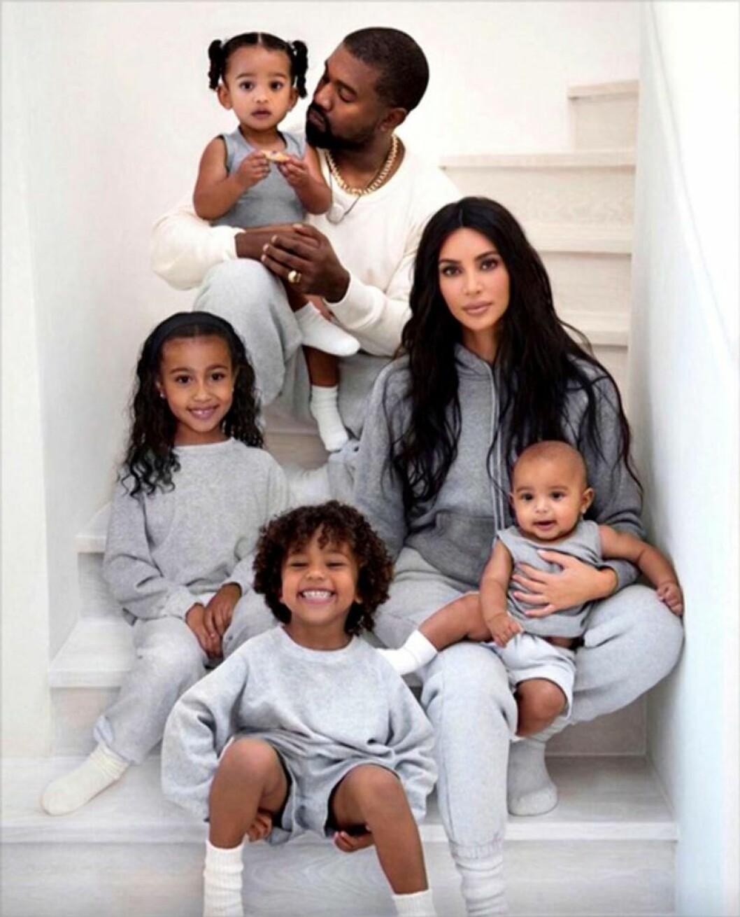 Familjen Kardashian West