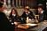 Hermione, Ron och Harry i Harry Potter från 2001