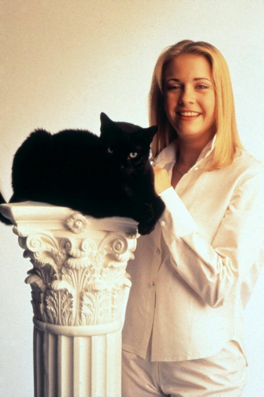 Sabrina Tonårshäxan, Melissa Joan Hart.