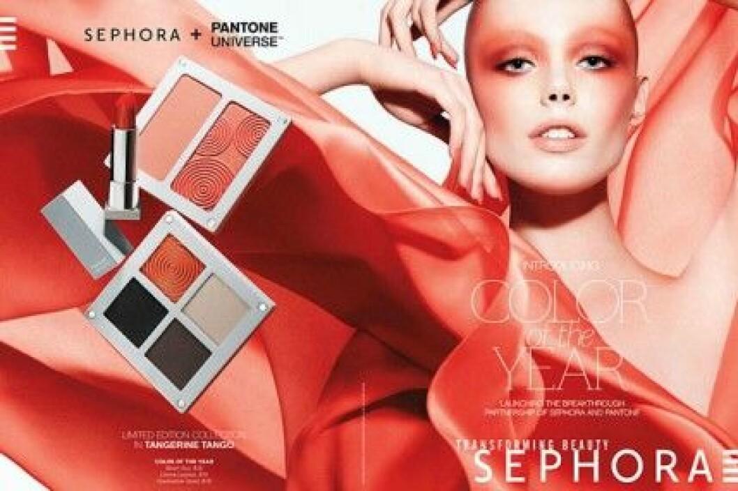 Sephora kommer till Sverige, och har svenska Frida Gustavsson som modell!