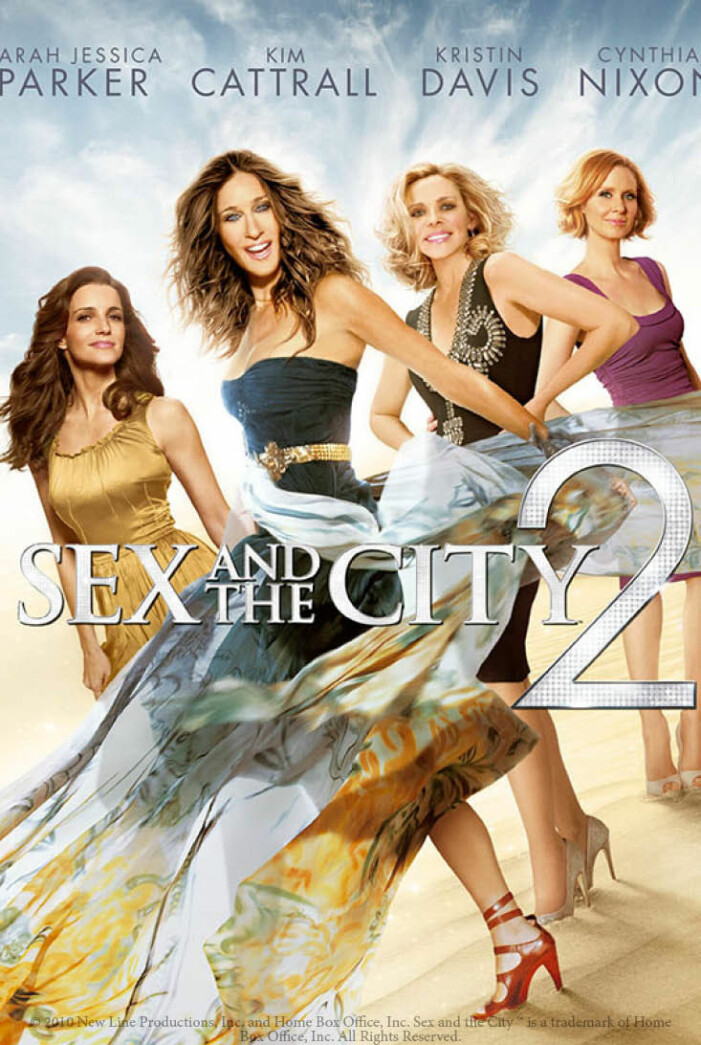 tjejerna i sex and the city