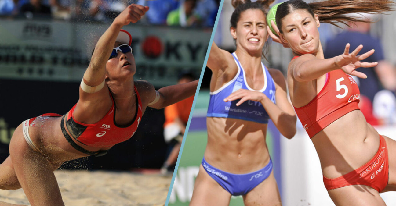 Sexistiska kläder inom idrotten