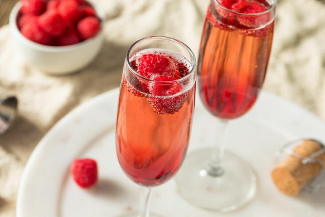 Recept på drink: Kir Royale