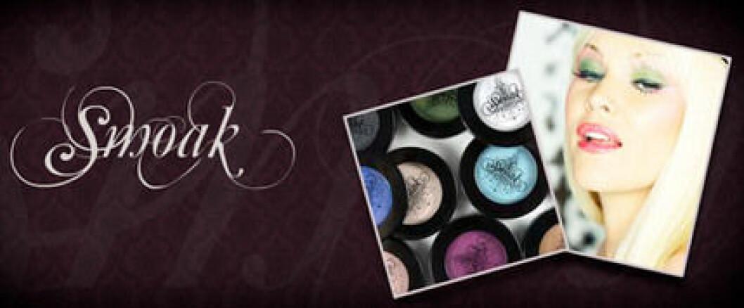 SMOAK Cosmetics från Shanna Moakler.