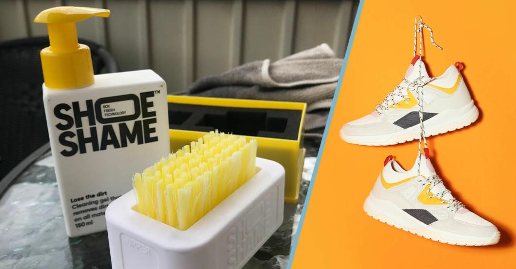 Shoe shame schampo bra i test
