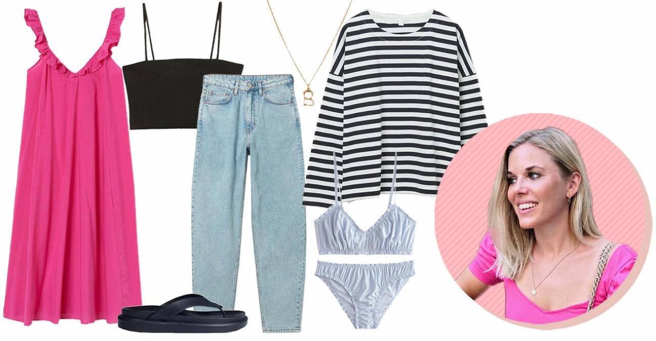 shoppingtips budget sommaren 2021