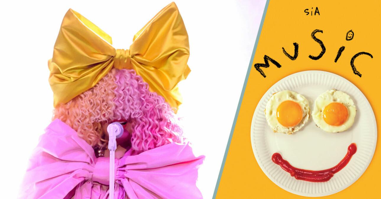 Sia möter kritik efter valet av skådis i nya filmen Music.