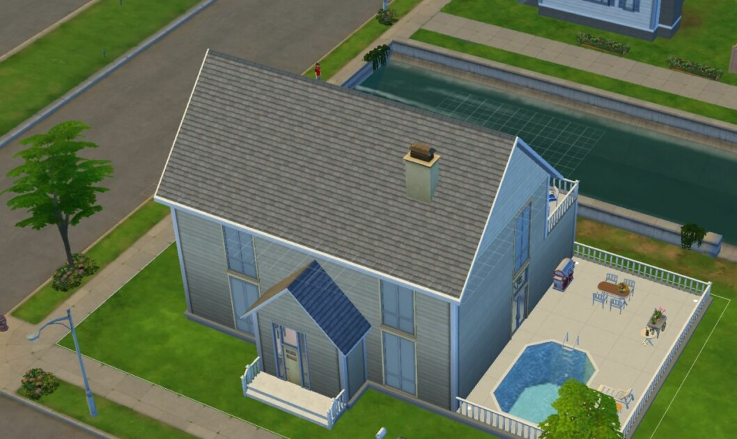 Hus The Sims 4