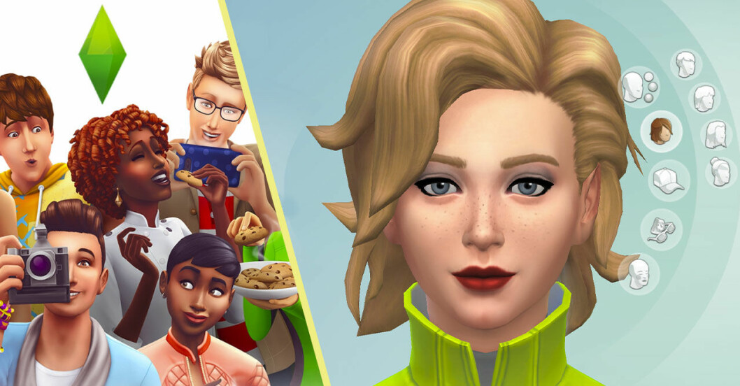 The Sims 4 test