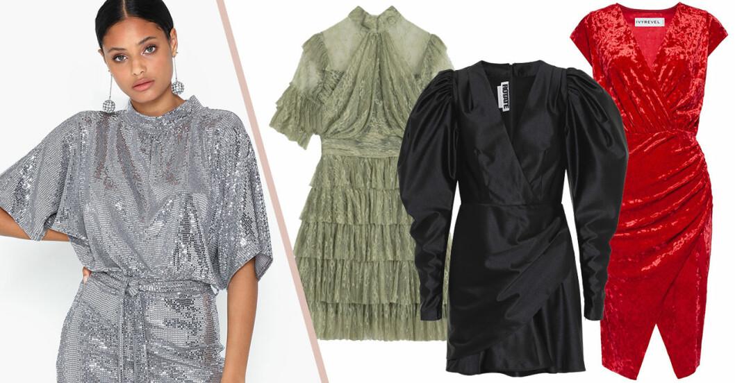 Singles day 2019: Festklänningar på rea