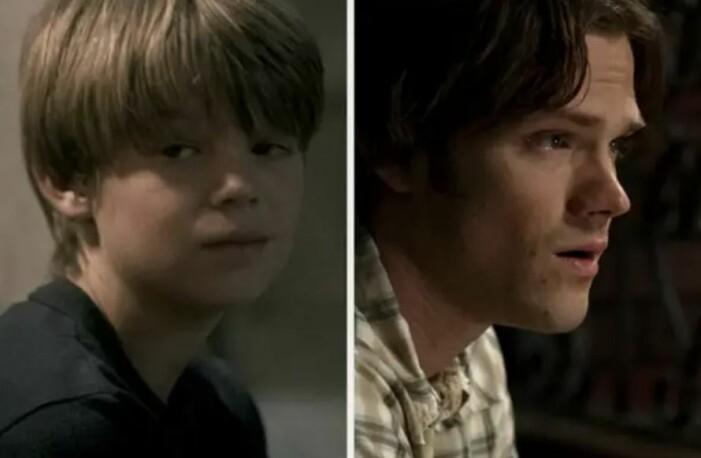 Sam från Supernatural