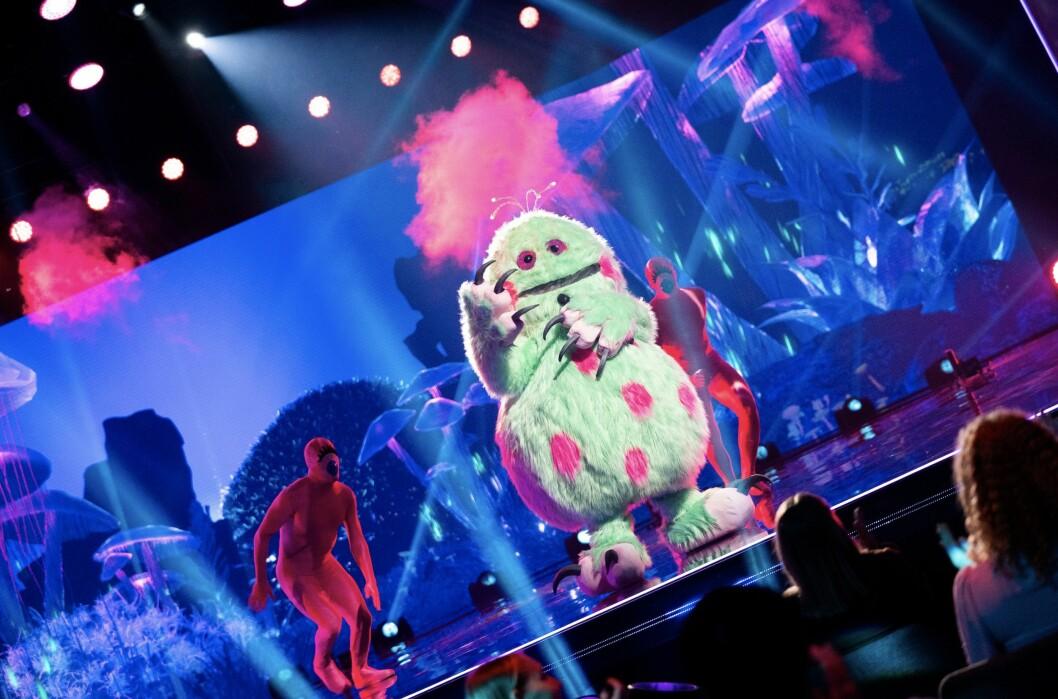 monstret i masked singer