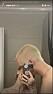 peg parnevik och jesper niklasson i en spegelselfie