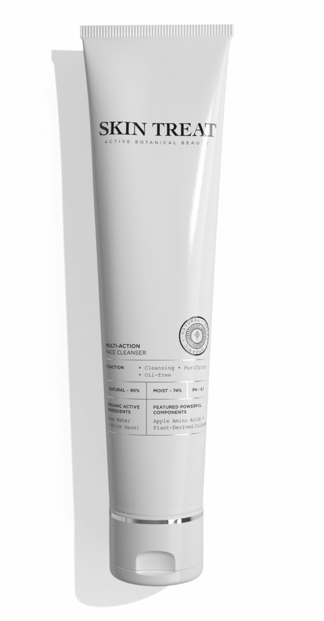 Skin treat multi action face cleanser