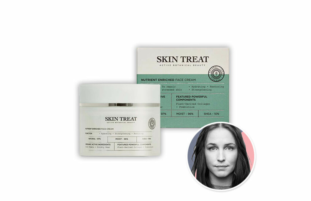 Skin treat Nutrient Enriched Face Cream