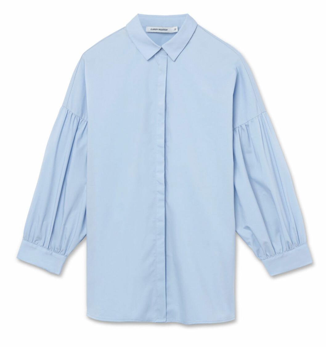 Blå skjorta 2018