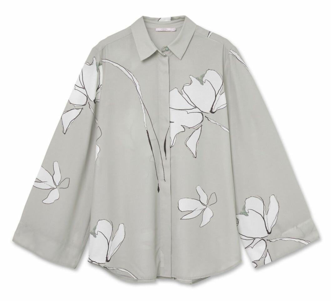 Skjorta till dam